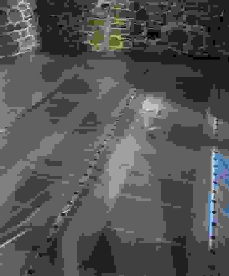 GRUPO CECATHER   FOLIO RADIANTE - SUELO RADIANTE Kamar tidur kecil Batu White