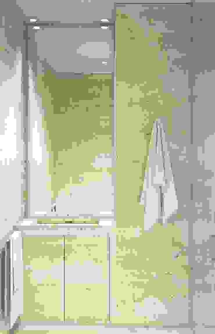 Arch+ Studio Modern bathroom
