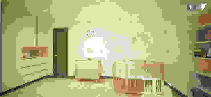 Kids Room DW Interiors Nursery/kid's room