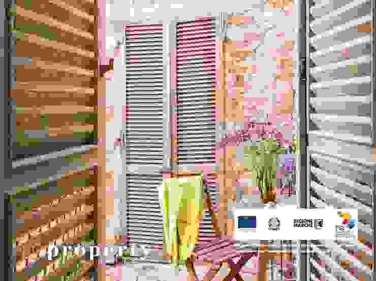 IL BALCONE DEL BED&BREAKFAST VISTA BORGO PROPERTY TALES Balcone