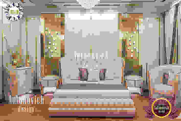 Luxury Antonovich Design Phòng ngủ phong cách hiện đại