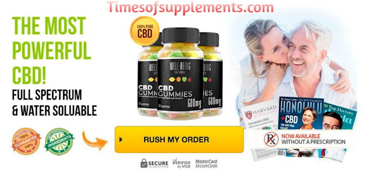 Well Being Labs CBD Gummies Reviews:-{ 2021 Pain Relief } - Does It Really Well Being CBD Gummies Work? Well Being Labs CBD Gummies