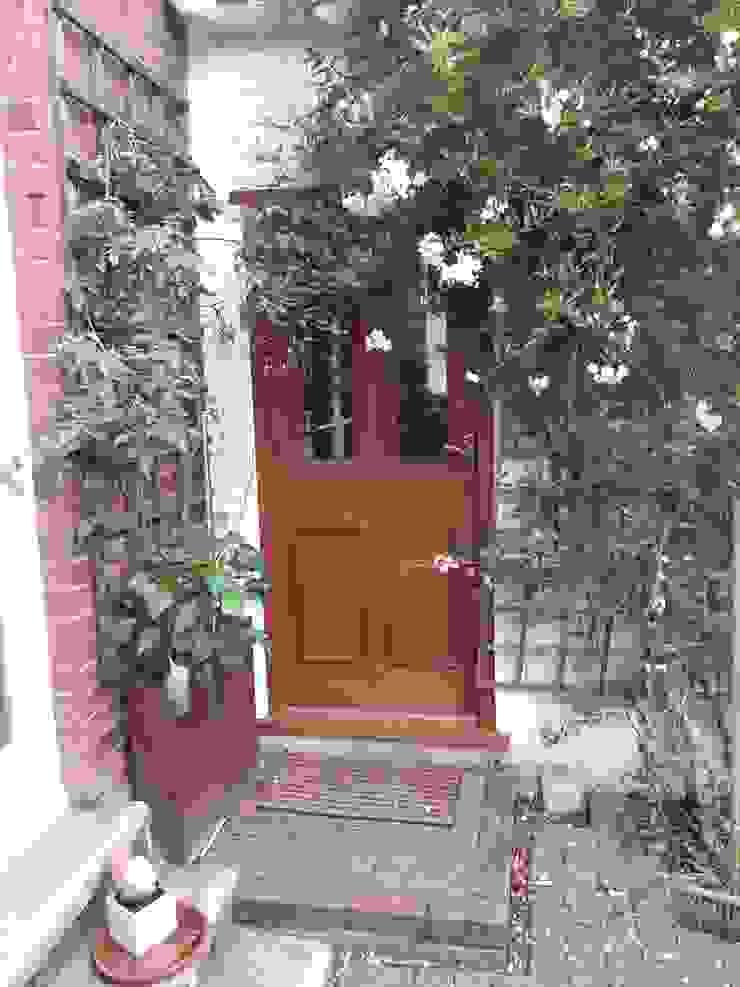 Garden door Repair A Sash Ltd Puertas de madera Madera Acabado en madera