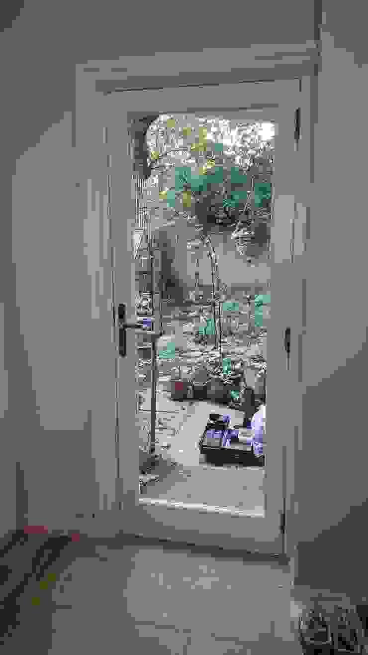 Garden door Repair A Sash Ltd Puertas de madera Derivados de madera Blanco
