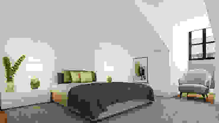 Suite Architecture TOTE SER Quartos minimalistas