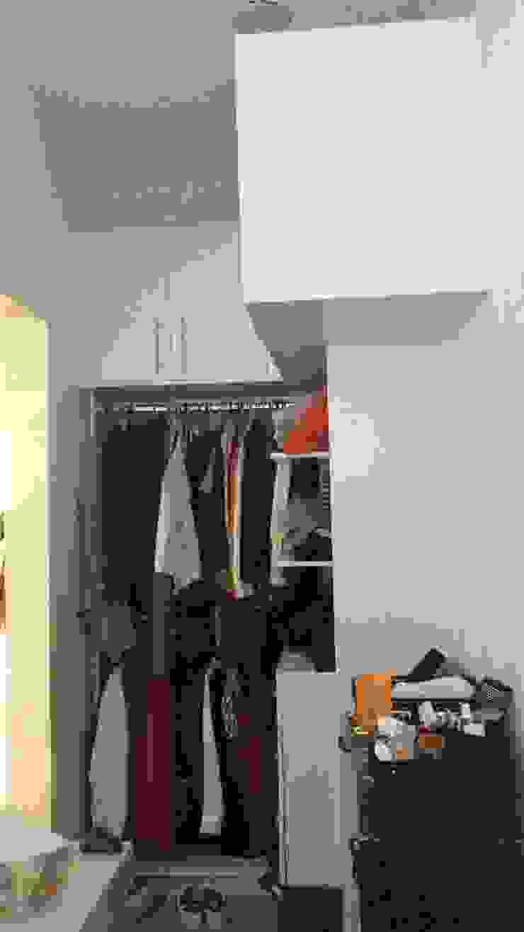 vestidor Quick BEE Dormitorios de estilo moderno