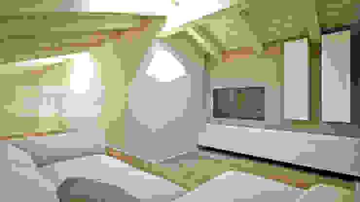 Agenzia Studio Quinto Salones de estilo moderno