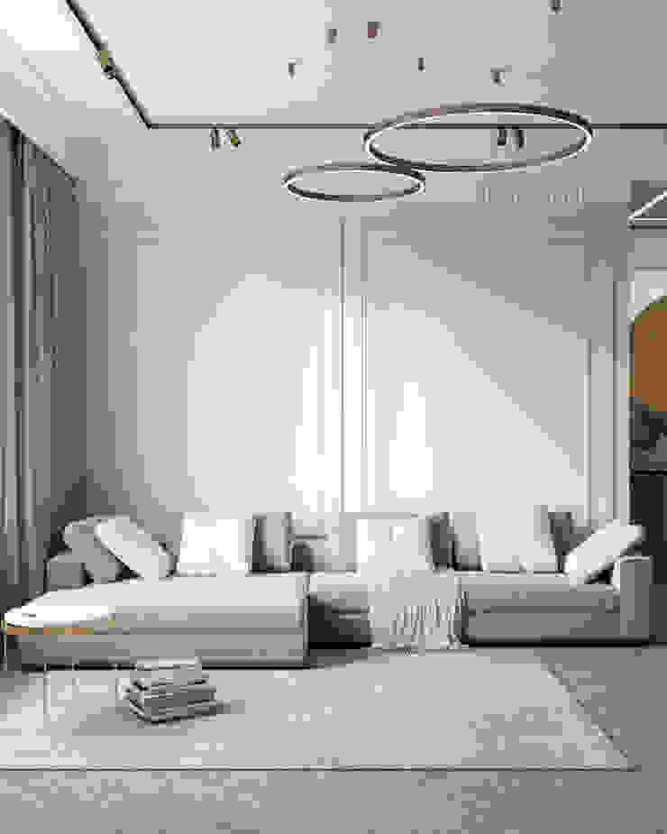 Rubleva Design Living room