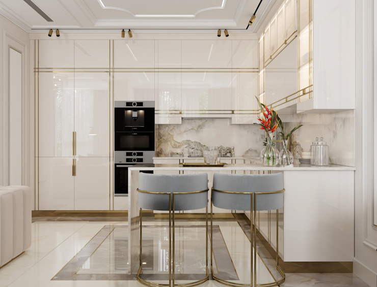 Rubleva Design Small kitchens