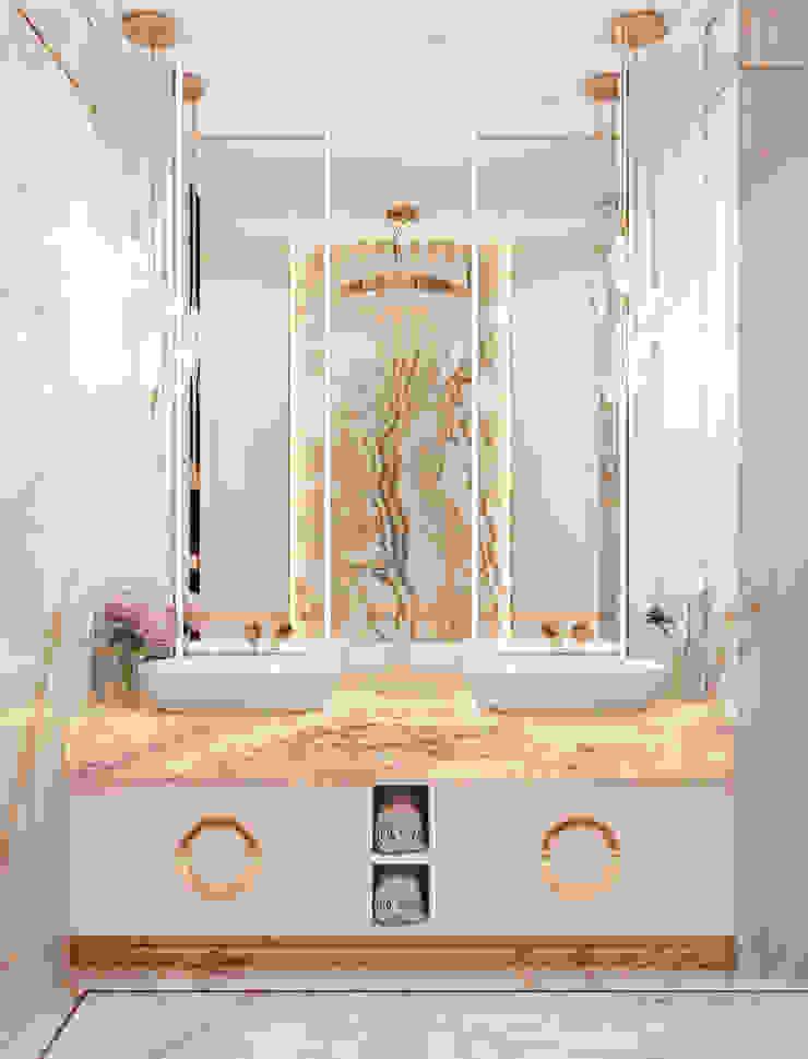 Rubleva Design Classic style bathroom