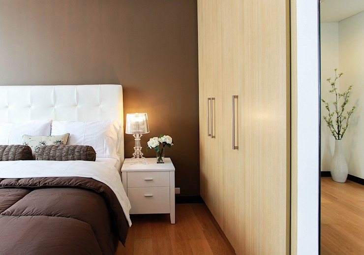 press profile homify Modern style bedroom