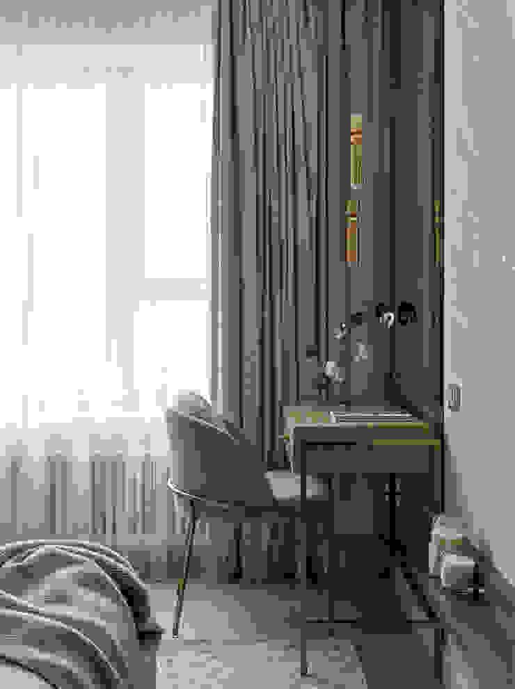 Rubleva Design Small bedroom