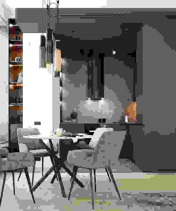 Rubleva Design Kitchen units