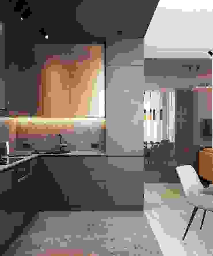 Rubleva Design Built-in kitchens