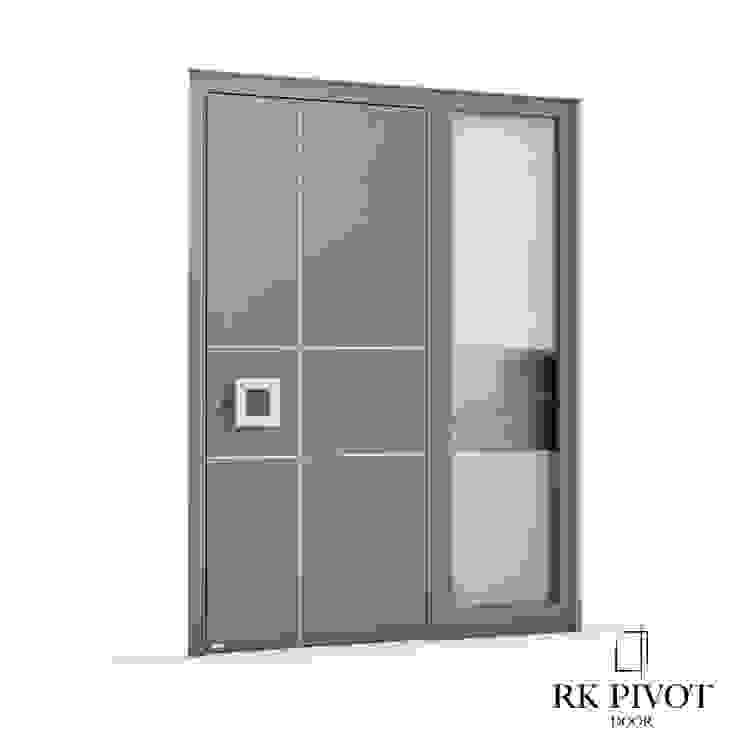 RK Exclusive Doors 門 鋁箔/鋅 Metallic/Silver