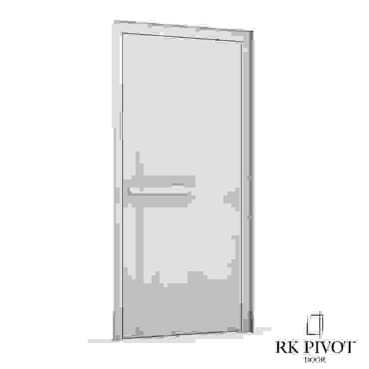 RK Exclusive Doors 門 鋁箔/鋅 White