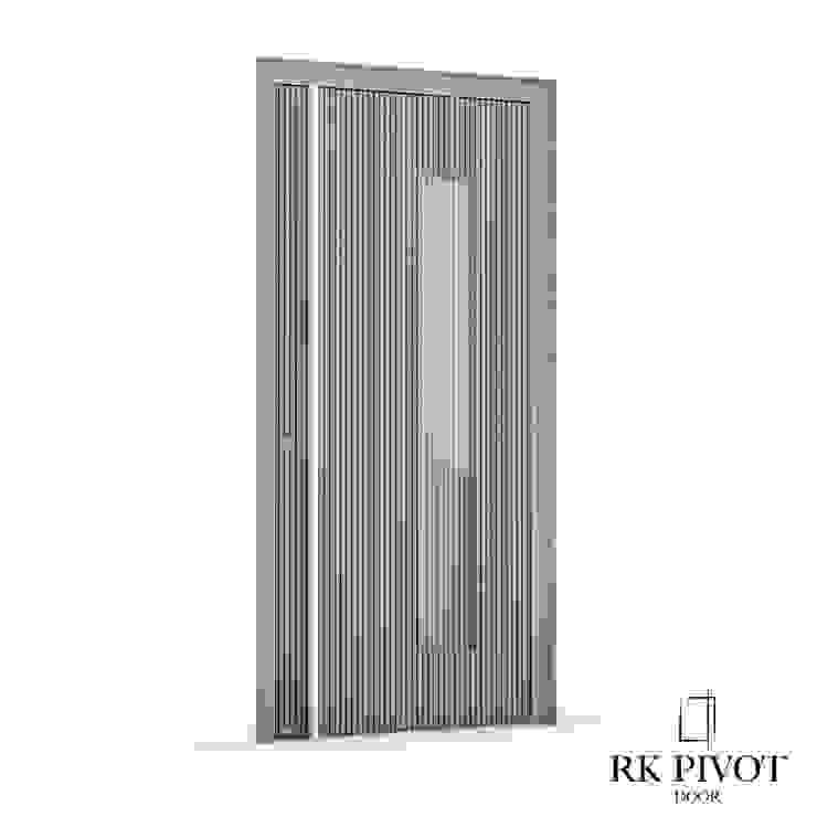 RK Exclusive Doors 前門 鋁箔/鋅 Beige