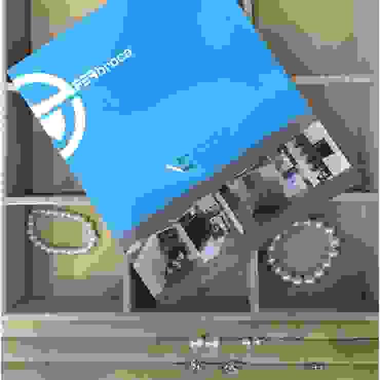 Ferbroca / Vauth Sagel DIONI Home Design CozinhaArmários e estantes