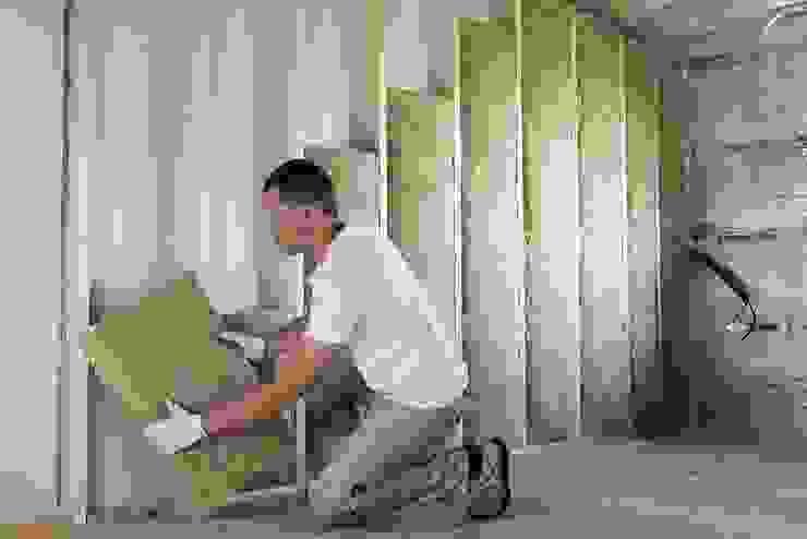 l'isolation de votre maison press profile homify Murs & Sols modernes
