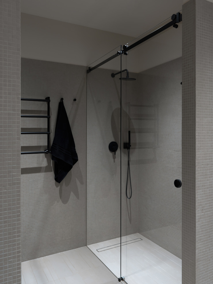 Дизайн бюро Татьяны Алениной Modern Bathroom