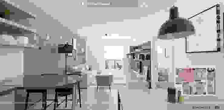 InstantRender Modern Living Room