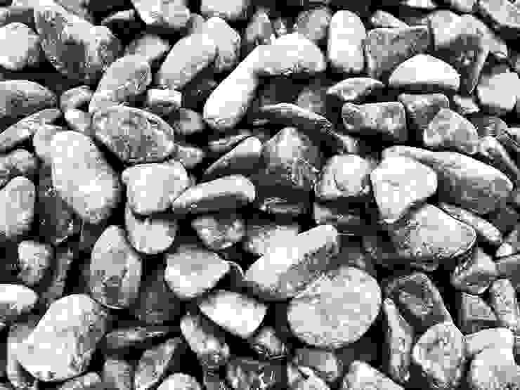Canto rodado negro 24-40 mm Canteras el Cerro JardinesDecoración y accesorios Mármol Negro