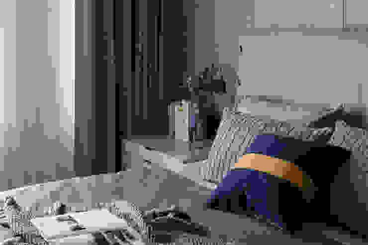 潤澤明亮設計事務所 Dormitorios modernos