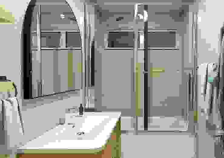 Baño - Proyecto Vallenar Gabi's Home Baños de estilo clásico Acabado en madera