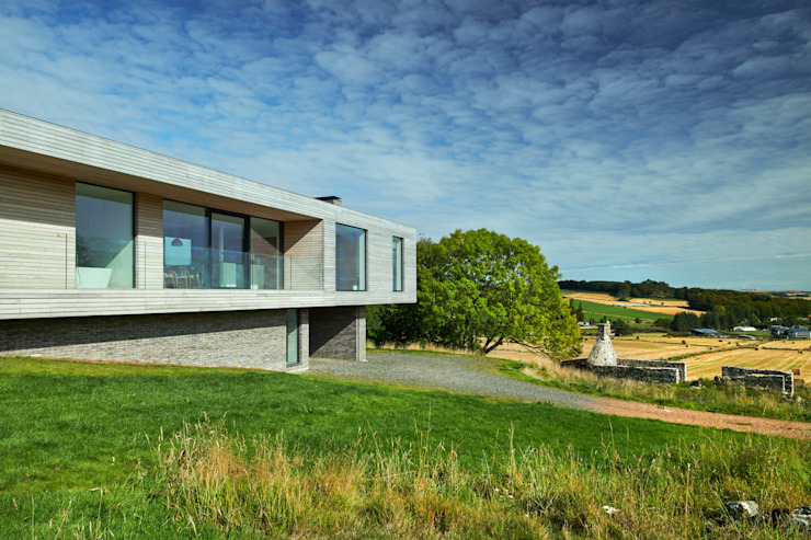 Wider context Brown & Brown Architects Detached home