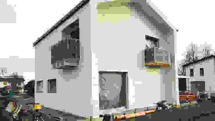 Facciata esterna e isolamento termico Biocasanatura - case in legno Casa di legno Legno