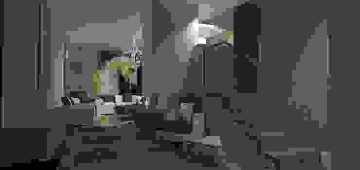 il calore del legno Interior Design Stefano Bergami Scale Legno Beige