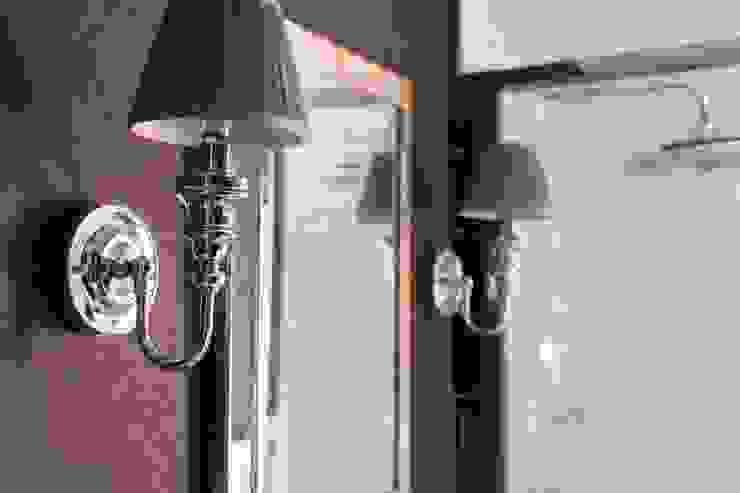 Estudio RYD, S.L. Classic style bathroom Wood-Plastic Composite Grey