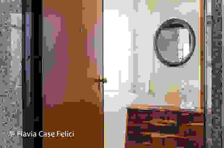 Flavia Case Felici Pasillos, vestíbulos y escaleras de estilo clásico