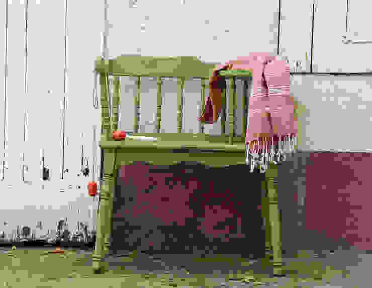 YELLOWCHAIR Kreidefarben für Wände & Möbel bei Schablono ab-design GmbH GartenAccessoires und Dekoration Holz Grün