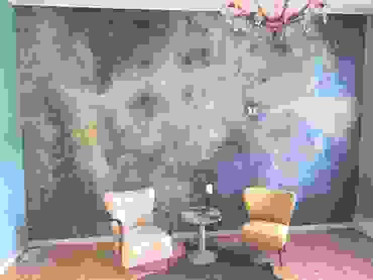 YELLOWCHAIR Kreidefarben für Wände & Möbel bei Schablono ab-design GmbH WohnzimmerAccessoires und Dekoration Beton Blau