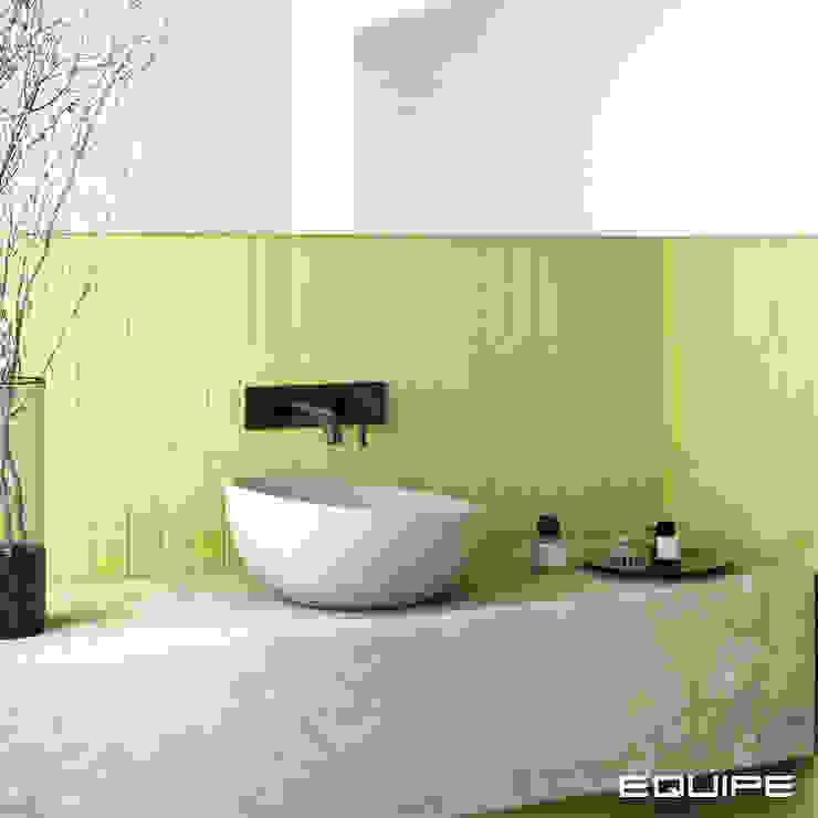 Equipe Ceramicas Scandinavian style bathroom Tiles Green