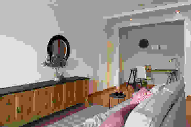 custom casa home staging Вітальня