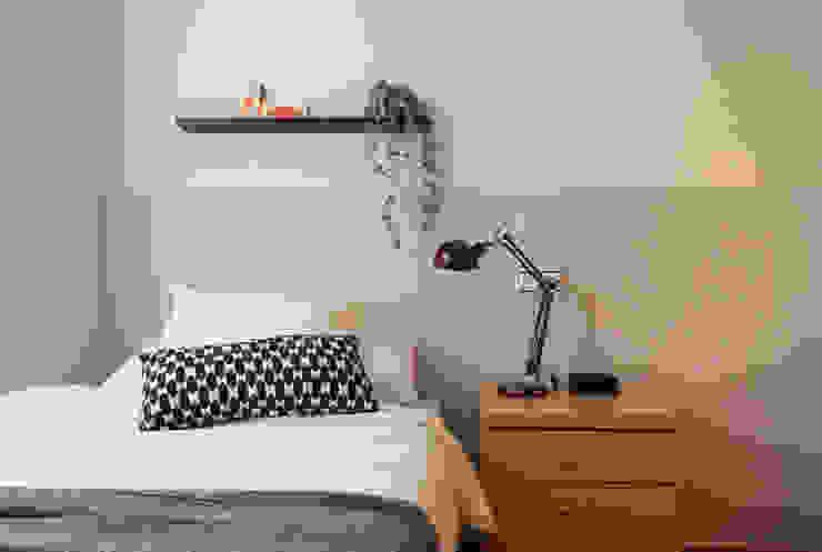 custom casa home staging Підліткова спальня