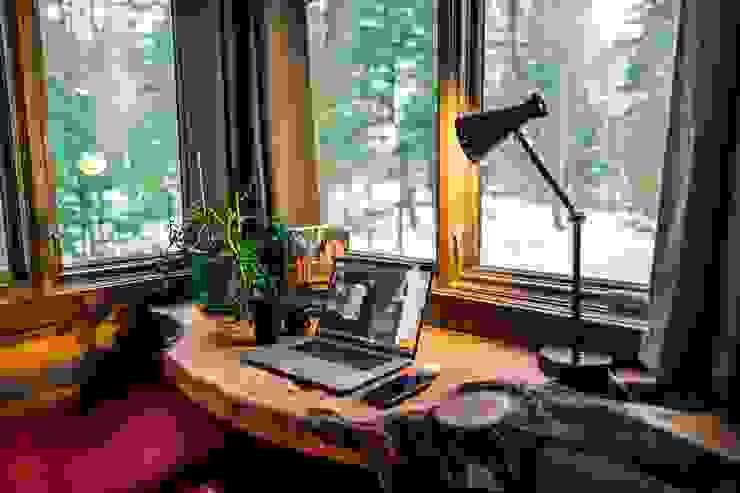 Arbeiten im Homeoffice press profile homify ArbeitszimmerAccessoires und Dekoration