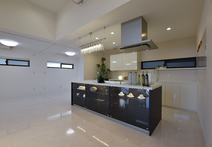 Style Create Встроенные кухни Серый