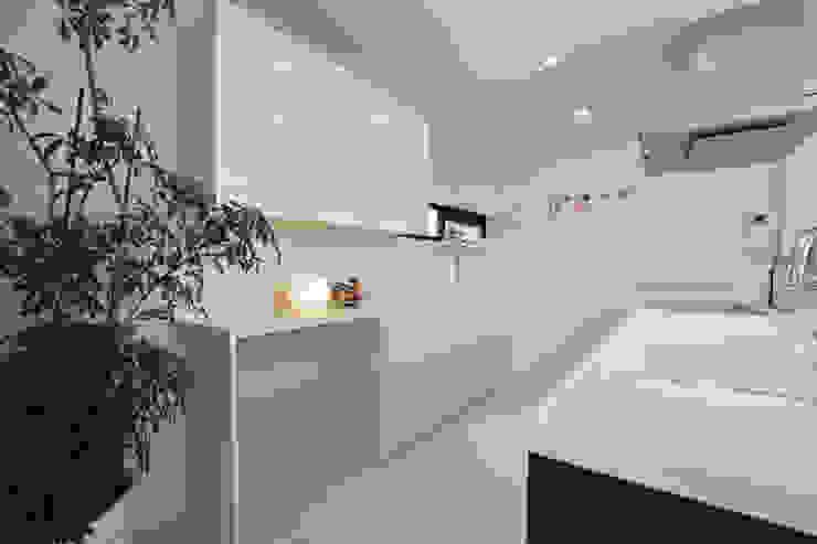 Style Create Кухня в стиле модерн Белый
