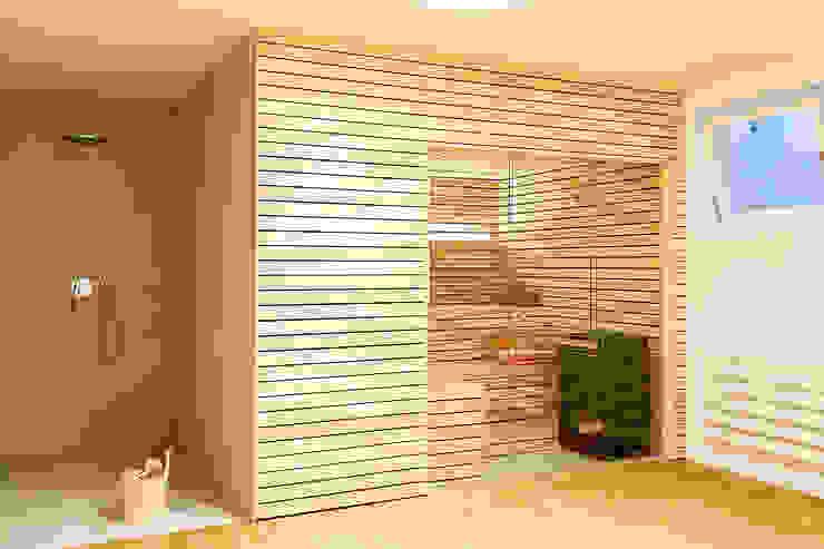 Designsauna LINEUS |KOERNER Saunamanufaktur KOERNER SAUNABAU GMBH Sauna