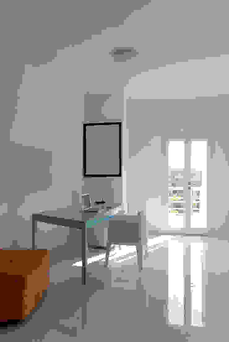 OPA Architetti Minimalist Yatak Odası Turuncu