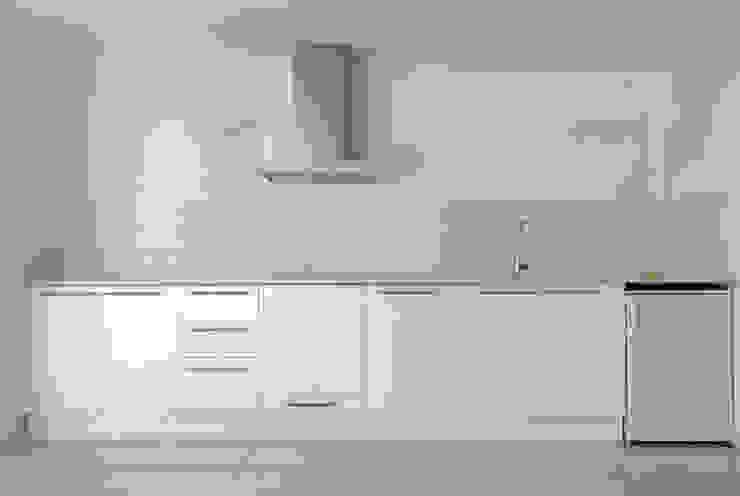 OPA Architetti Ankastre mutfaklar Beyaz