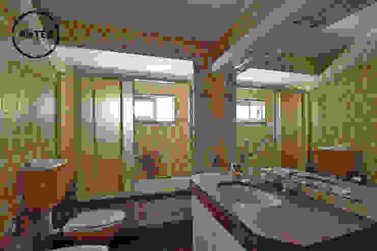 Antes - WC- Casa em S. Mamede (arquitetura) - SHI Studio Interior Design ShiStudio Interior Design