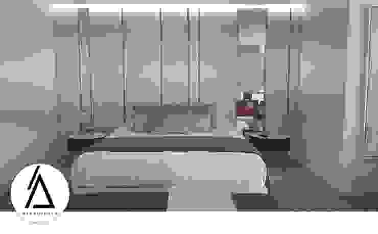 Areabranca Спальня