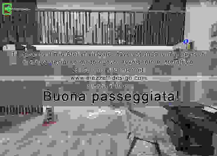 Virtual tour Mezzettidesign Paesaggio d'interni Legno Effetto legno