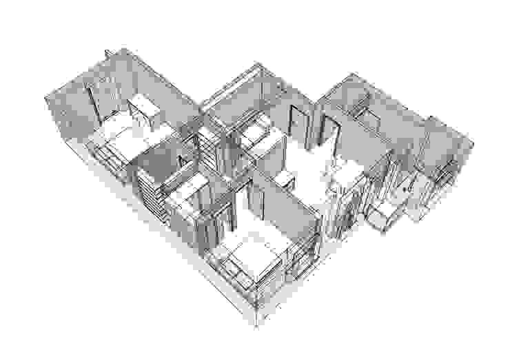 MODELLO 3D/ vista 2 Arch+ Studio