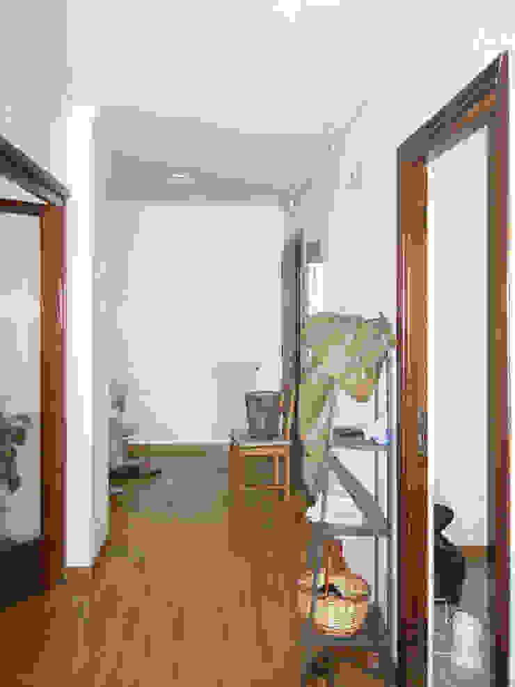 INGRESSO/CORRIDOIO ante operam OPA Architetti