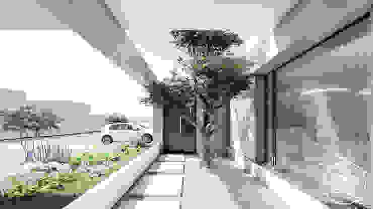 ARBOL Arquitectos Minimalist houses